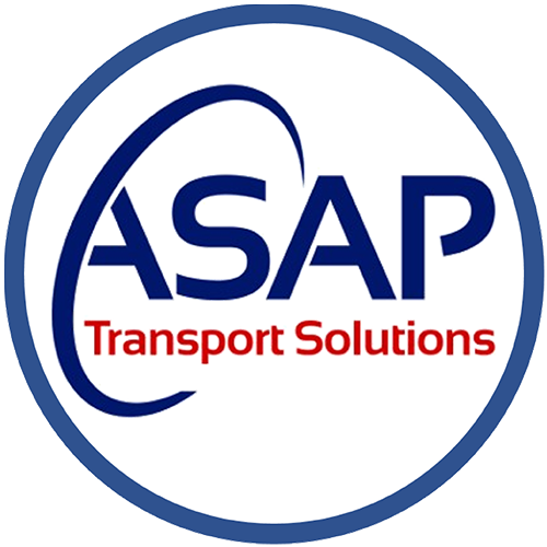 Shipping Companies. ASAP Transport Solutions logo.