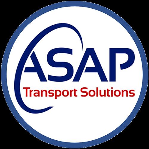 Shipping Companies. ASAP Transport Solutions logo.