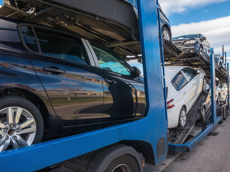 Car shipping is always done professionally with ASAP Transport Solutions.
