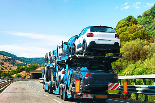 ASAP Transport Solutions car shipping image