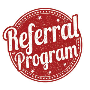 Our referral program can be sued with a car shipping quote as a part of the 4 step process