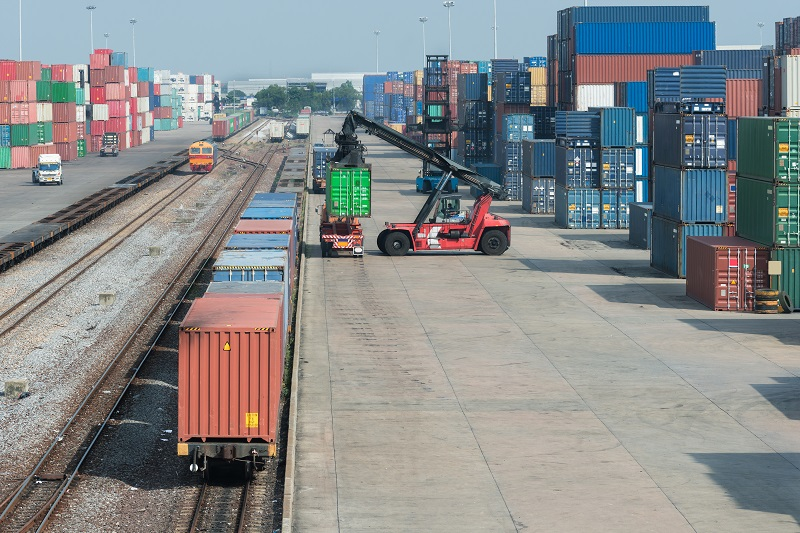 Rail freight rates provides more chain logistics options with ASAP Transport Solutions.